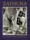 Zathura by Chris Van Allsburg (2002, Hardcover)