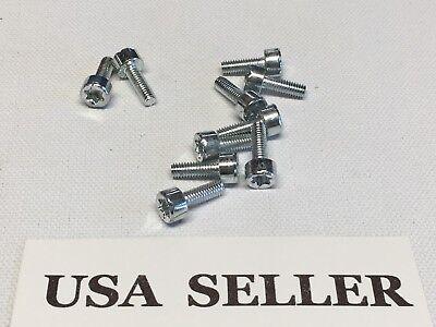 Lot of 10 SPLINE BOLT SCREWS M4X12mm for Stihl # 9022 313 0660  Bin 9