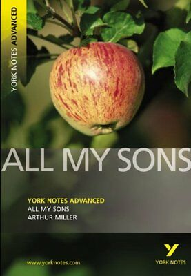 Snelle Levering All My Sons: York Notes Advanced,a. Miller