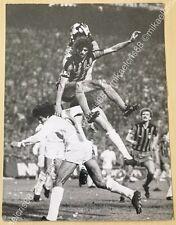 Calcio-Inter-Real Madrid Foto semifinale di ritorno di Coppa dei Campioni 1981