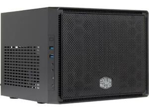 COOLER-MASTER-Elite-110-RC-110-KKN2-Midnight-Black-Steel-Plastic-Mini-ITX-Towe