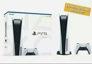 Sony PS5 PlayStation 5 Disc Edition Laufwerk + SPIEL 🎮   | SOFORT | NEU&OVP ✅