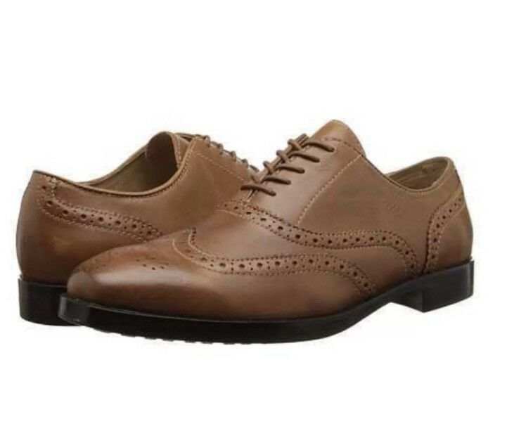 Polo Ralph Lauren Damoin casual dressing leather shoes Polo tan size 10.5 D
