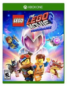 The Lego Movie 2 Videogame: Microsoft Xbox One Brand New Factory Sealed XB1 Game