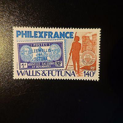 Sonstige Wallis Und Futuna Nr.285 Neuf Luxe Gummierung Original Mnh Clear-Cut-Textur Briefmarken