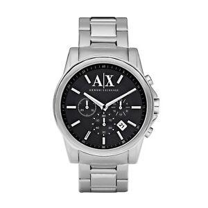 Reloj-Armani-Exchange-Outerbanks-AX2084-Plateado-Envio-24h-Gratis