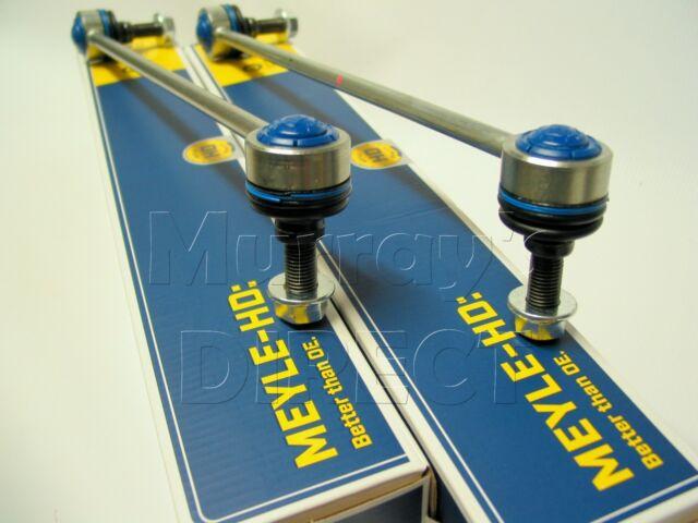 2 Meyle HD Front Anti Roll Bar links VW MK5 GOLF 6 TOURAN PASSAT AUDI SEAT SKODA