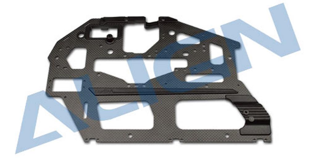 Align T-Rex 700L Carbon Fibre Main Frame (R) - 2.0mm