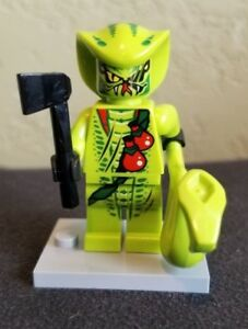Lego LASHA Snake Minifigure NINJAGO 9447 9462