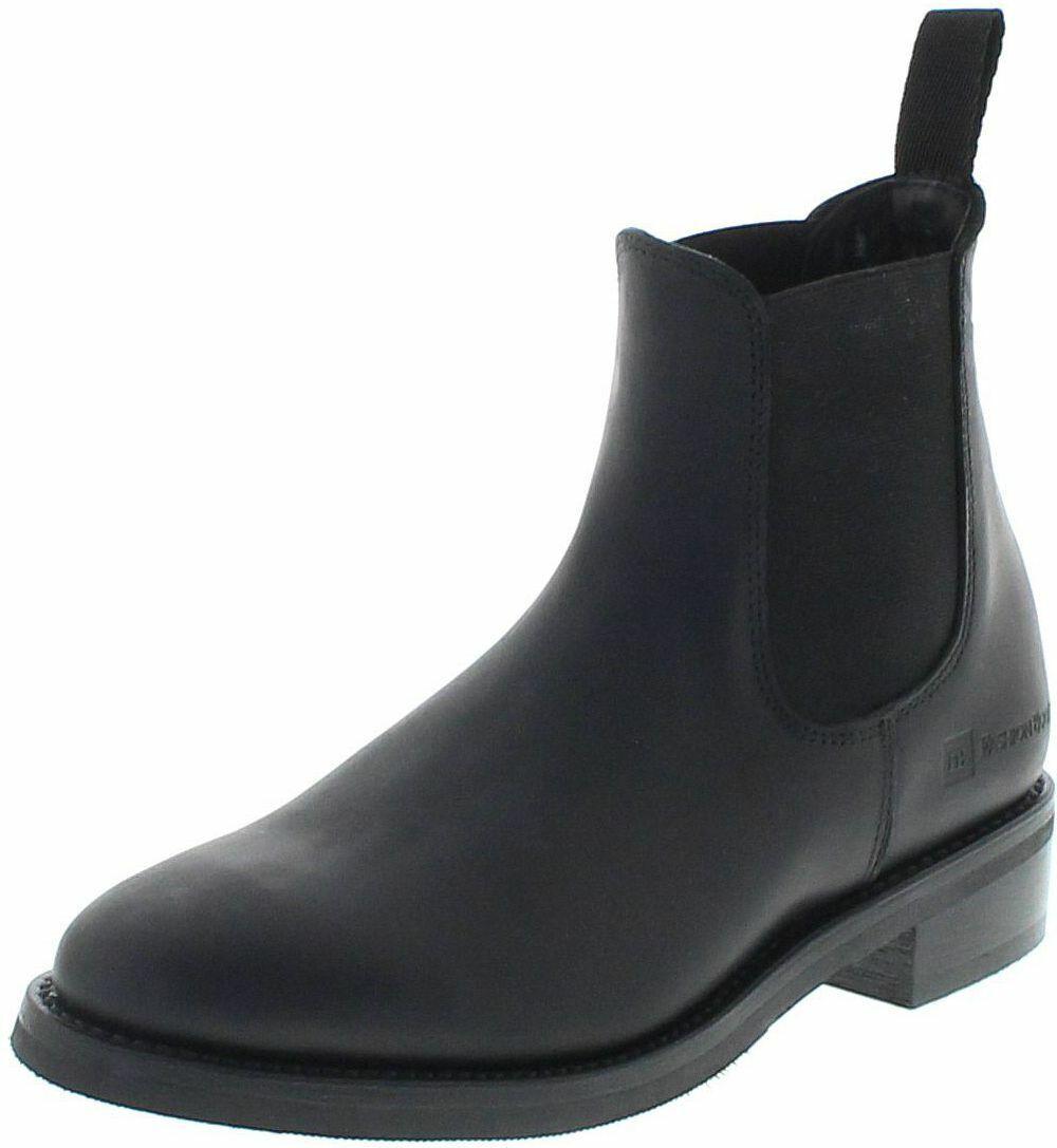 FB fashion botas 41304 maidenshead negro chelsea barco para señora & caballero negro