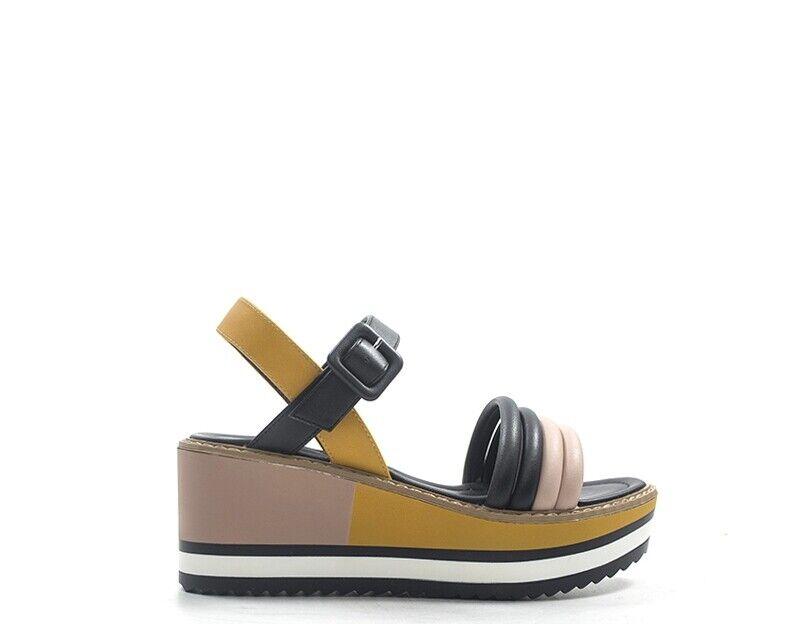 shoes GAUDI' women Zeppe  black PU 66630-VB901