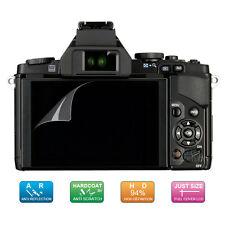 4x LCD Screen Protector Film for Olympus OM-D E-M5, EM5, E M5 Camera (1st Gen.)