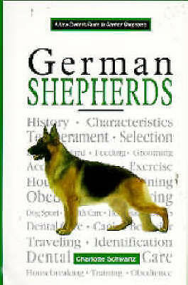 Schwartz, Charlotte : A New Owners Guide to German Shepherds (