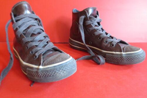 Converse Nr 12 4½ Chucks Leder 37 Braun Unisex All Gr Star rrqwP8