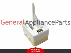 Ge General Electric Refrigerator Relay Overload Wr09x10106 Wr09x10113 Wr08x10067