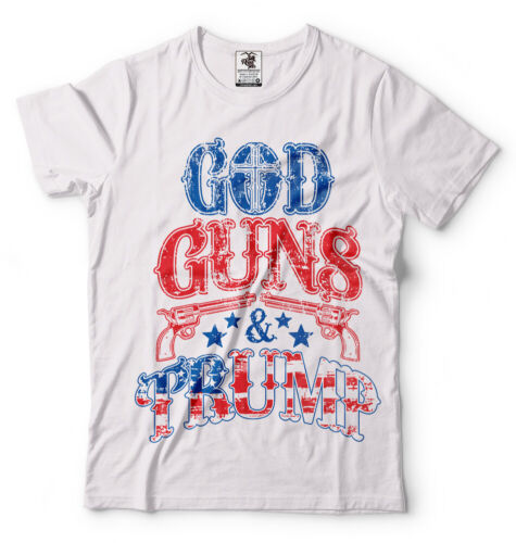 Donald Trump President T-shirt God Guns /& Trump 2020 Election T shirt MAGA Shirt