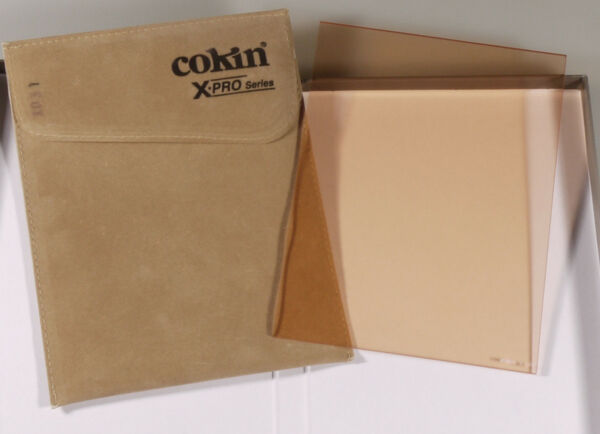 (prl) Cokin X Pro Filtro Filtre Filter X 031 Xp Orange 85c Professionel Xpro