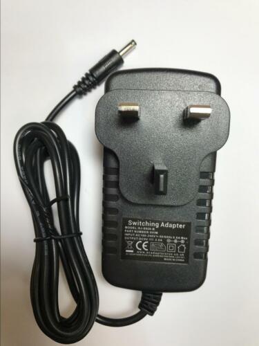 "UK 9 V rete AC-DC Caricatore Adattatore per Hannspad 13.3/"" Tablet PC HSG1281 SN14T71"