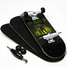 P-REP - 30mm Graphic Complete Wooden Fingerboard - Zombie