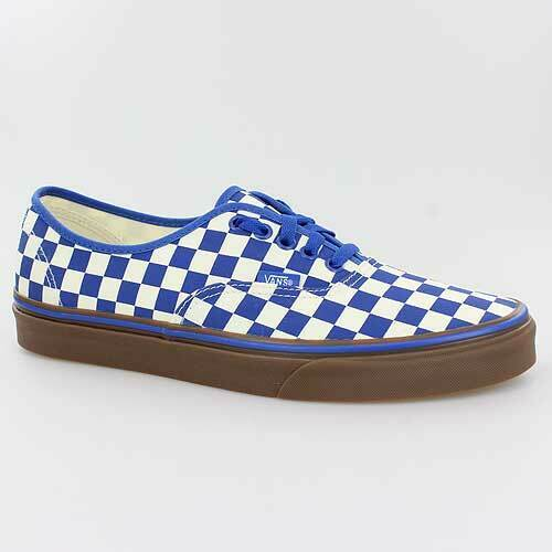 VANS SCHUHE Authentic Checker Board Blue blau V4mkic5 EUR 43