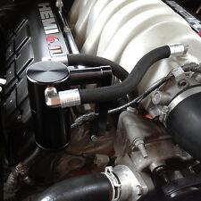 05-10 Black Billet Catch Can 5.7 6.1 HEMI Technology Charger Magnum 300 Jeep SRT