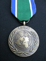 BRITISH ARMY,PARA,SAS,RAF,RM,SBS - UN Military Medal & Ribbon CONGO 1963 - New!