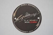 T0111.1AN New Buell XB12SS Outer Timer Cover & Rivet (U10C)