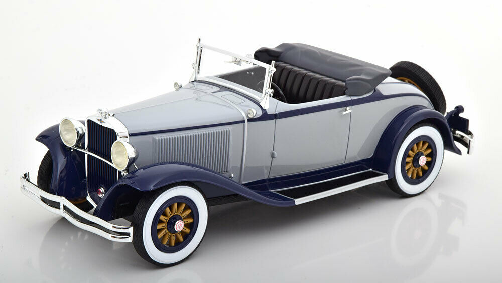 1931 Dodge Eight Dg Roadster Cabrio Grau von Bos Models Le 504 1 18 Neu