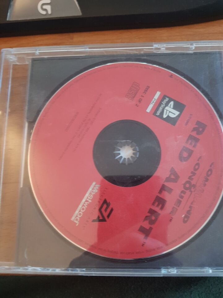 Command & Conquer: Red Alert, PS2
