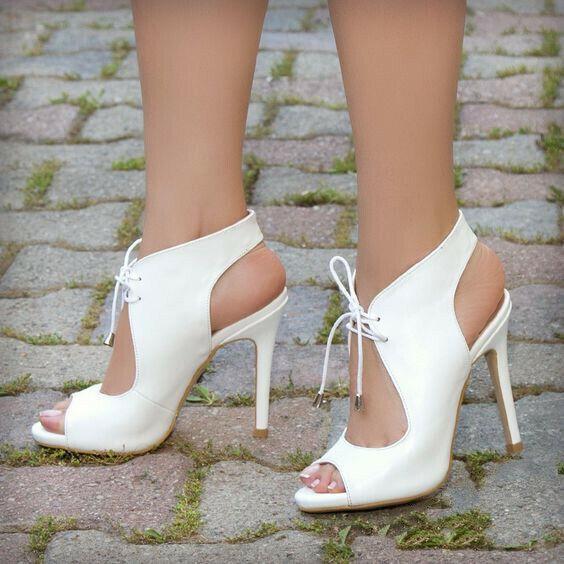 Femmes Bout Ouvert Lacets Fête Chaussures Stilettos Talon Haut Sandales à lanières grande taille