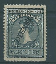 1911 TG Nederland Indie Diensrzegel NR.D27. postfris, zie foto's mooi zegel!