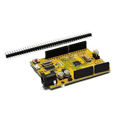 New UNO R3 ATmega328P CH340 Micro Mini USB Board for Compatible-Arduino