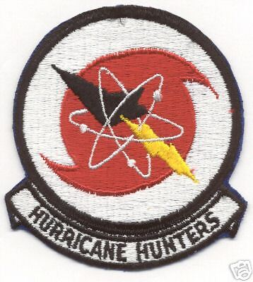 1960s70s 53rd WEATHER RECON SQUADRON patch