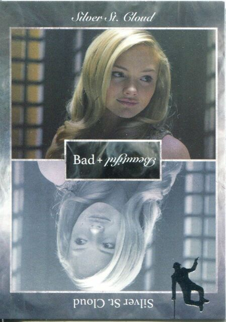 Gotham Season 2 Penguin Bad /& Beautiful Chase Card BB5 Silver St Cloud