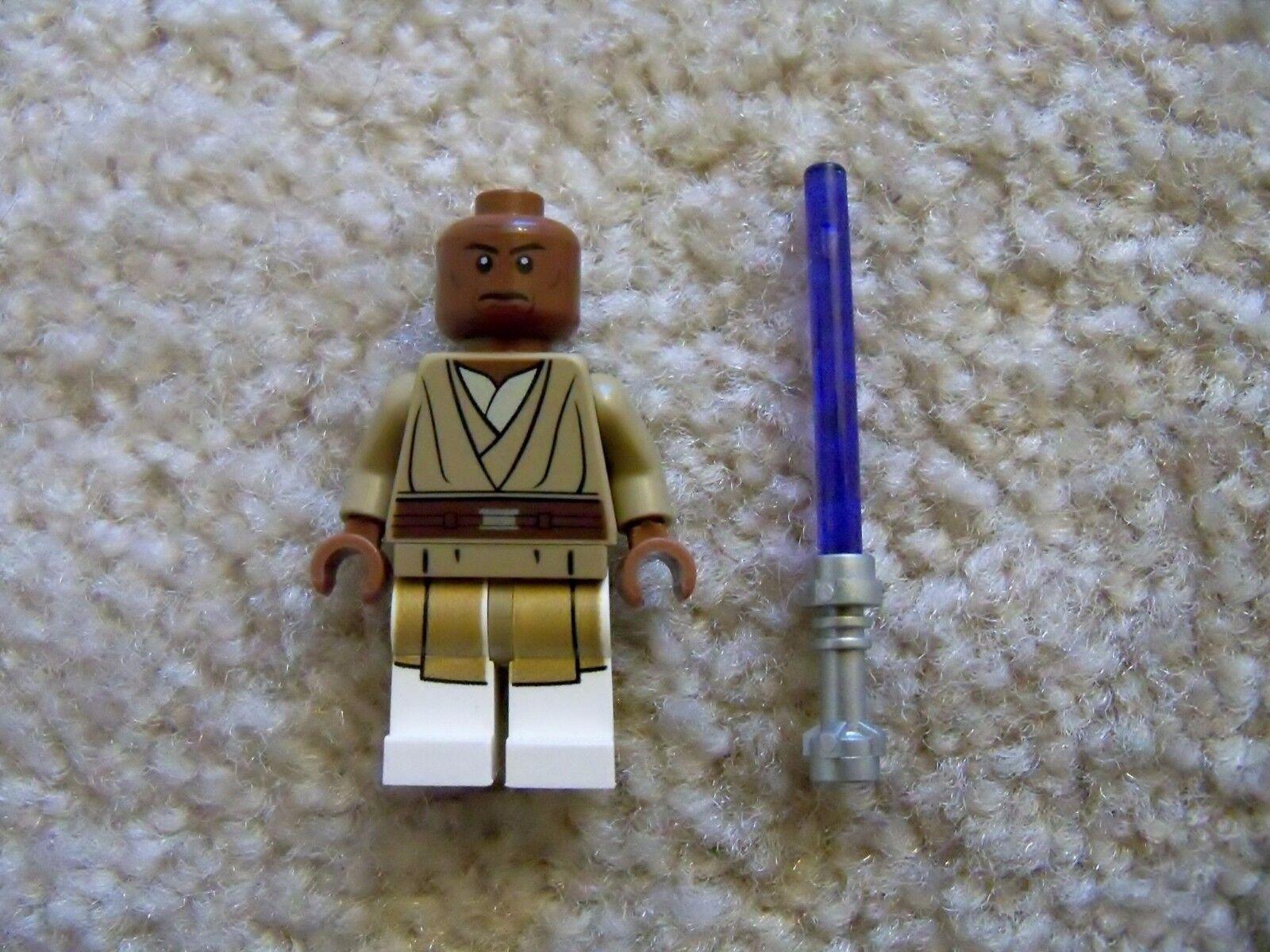 LEGO Star Wars Clone Clone Clone Wars - Rare Original Mace Windu - From 75019 - Excellent c02724