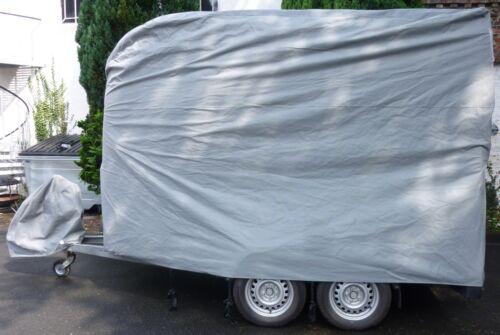 Pferdeanhänger Schutzhaube Schutz Hülle Schutzplane für Pferde Transporter Typ L