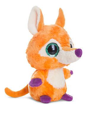 "YooHoo and Friends 5"" Golden Rumped Elephant Shrew - Soft Toy Plush by Aurora"