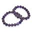 miniature 29 - Crystal Gemstone Bead Bracelet Chakra Natural Stone Reiki Healing Anxiety Stress