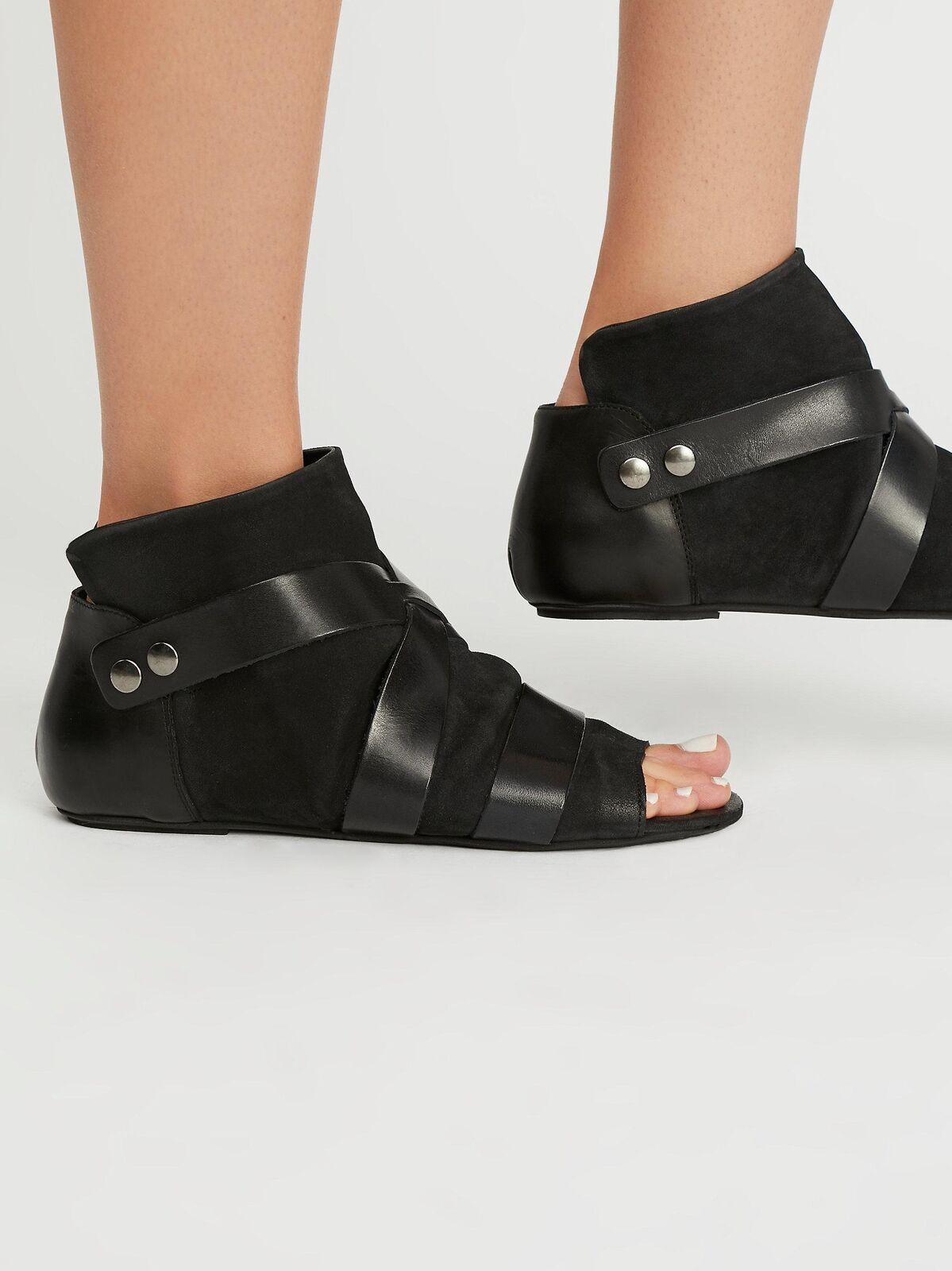 nyA Free People Long strand Boot Sandal Sandal Sandal Storlek 7 MSRP   168  rabatter och mer