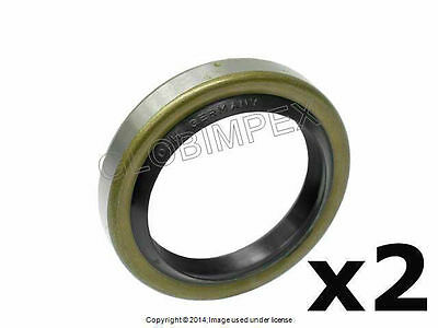 Mercedes w108 w109 FRONT L/R Wheel Bearing Seal Set of 2 D P H +1 YEAR WARRANTY