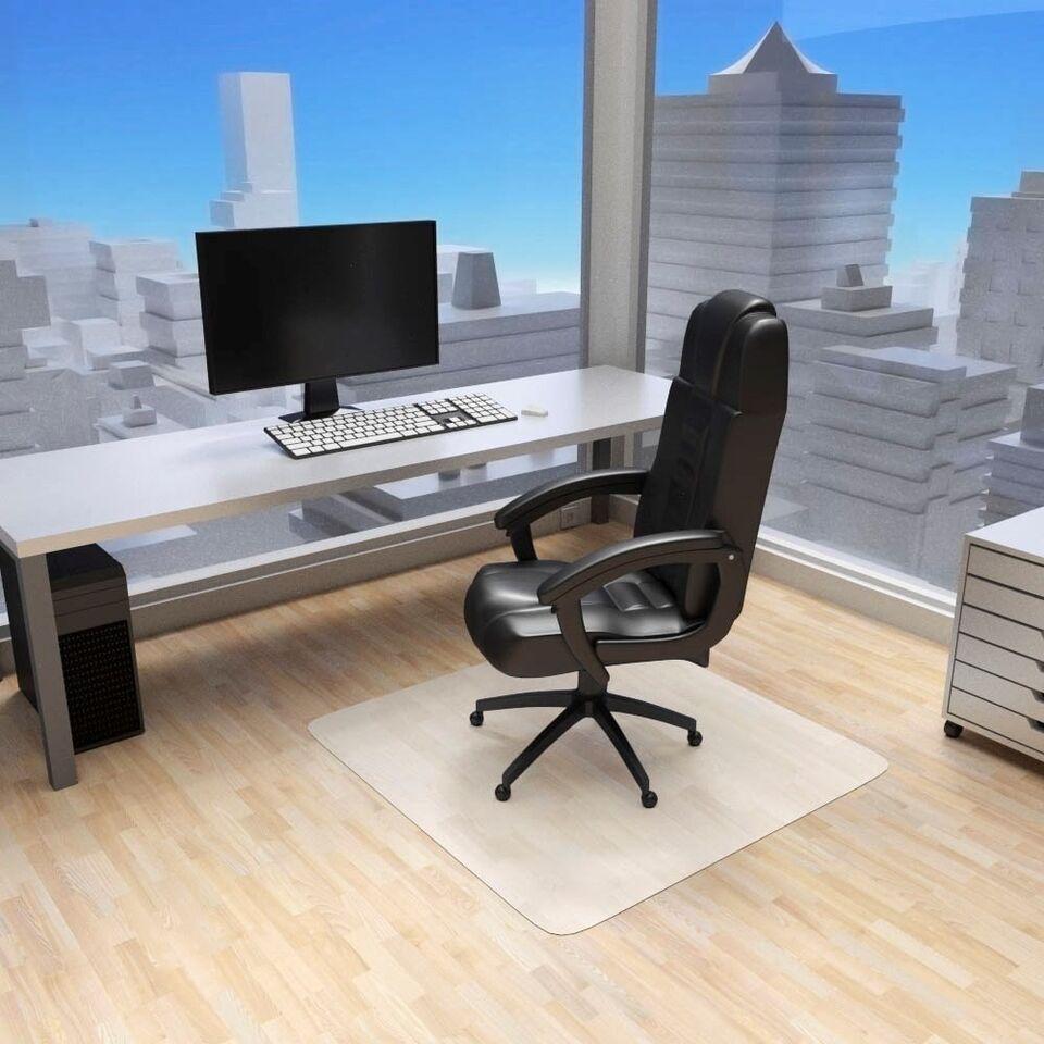 Underlag til kontorstol 120 x 120 cm