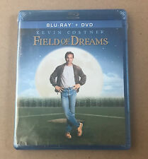Field of Dreams - Blu Ray DVD Combo (2012) * Brand New * Kevin Costner