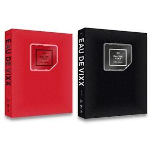 VIXX-EAU-DE-VIXX-3rd-Kihno-Album-Muz-kit-Photocard-Postcard-KPOP-Sealed