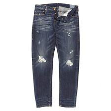 True Religion - Dean Slim Triple Needle Jeans - Size W32 L34 - RRP £300