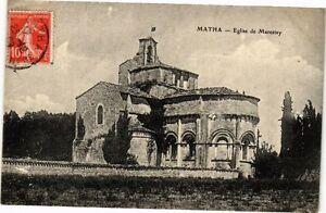 CPA MATHA - Église de Marestay (242144)