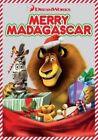 Merry Madagascar 0037117077533 With Ben Stiller DVD Region 1