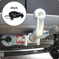 Anhängerkupplung AHK für Pössl Kastenwagen/Wohnmobil/Transporter