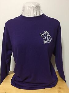Women-039-s-039-Your-Time-Ladies-039-Logo-Grape-L-S-Lg-Tshirt-from-our-Podcast-Show