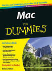 Mac Fur Dummies by Isolde Kommer, Bob LeVitus (Paperback, 2014)
