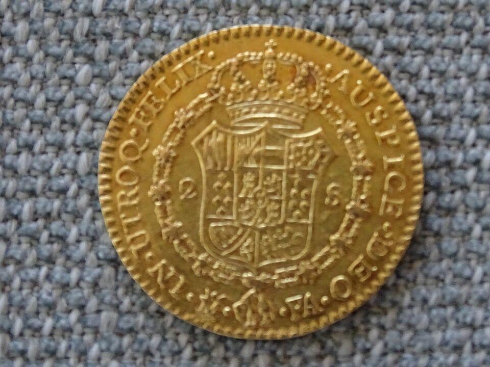 Vesteuropa, mønter, 2 Escudos